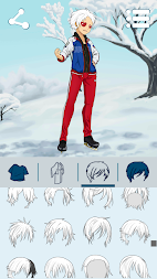 Avatar Maker: Anime Boys APK screenshot thumbnail 10