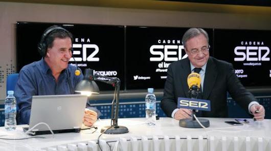 """Florentino: """"¿Mou? El futuro no se puede prever"""""""