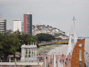Photo: Cerrro Santa Ana from Malecon