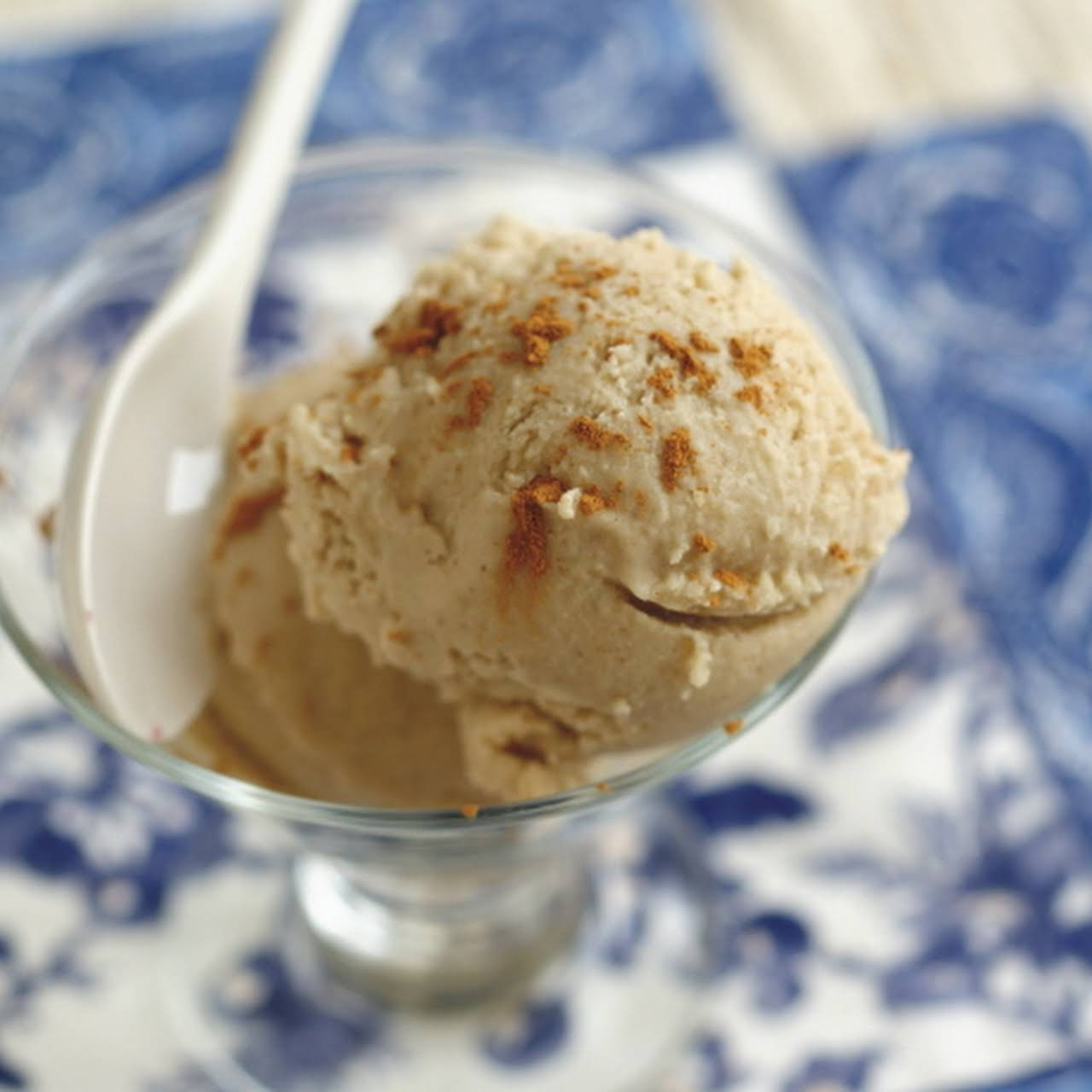 Chai Ice Cream (No Ice Cream Maker Required!)