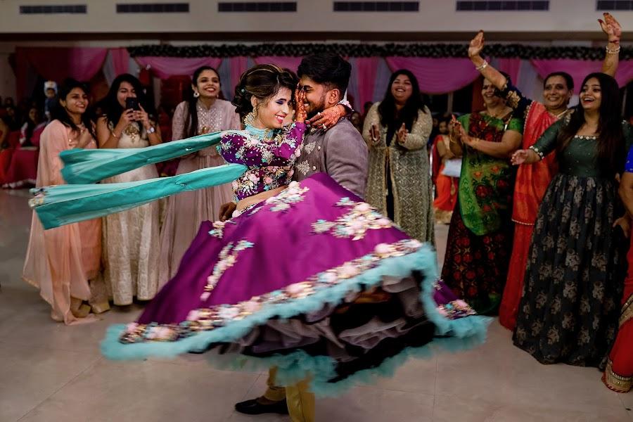 Wedding photographer Manish Patel (THETAJSTUDIO). Photo of 11.09.2019