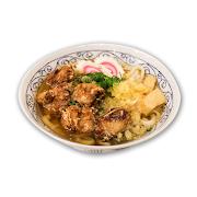 131. Chicken Karaage Udon