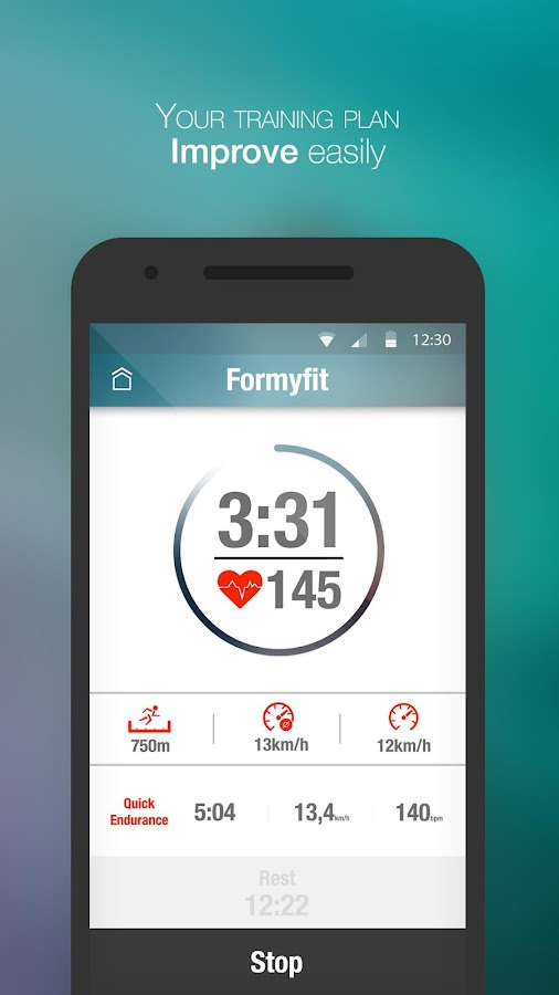 Formyfit Personalised Running training plan &coach- screenshot