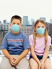 La mauvaise qualité de l'air due à la pollution et aux émissions met en danger la santé des personnes et entraîne de nombreux décès prématurés en Europe.