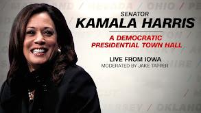 CNN Town Hall: Kamala Harris thumbnail