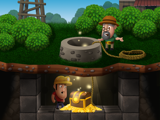 Diggy's Adventure: Fun Logic Puzzles & Maze Escape apkpoly screenshots 3