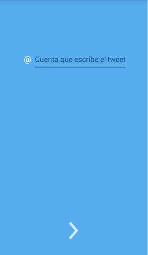 Fake Tweet