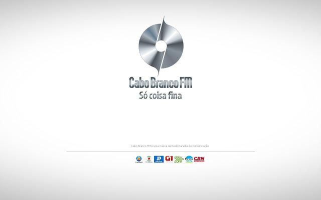 CABO BRANCO 91,5 FM - JOÃO PESSOA/PB