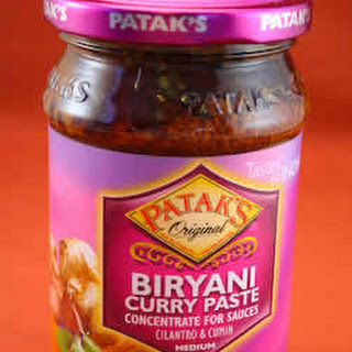 Biryani Curry Paste Recipes.