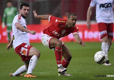 KV Kortrijk profiteert niet van snelle rode kaart Standard