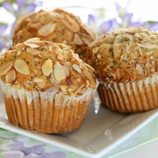 Gluten Free Poppy Seed Muffins.