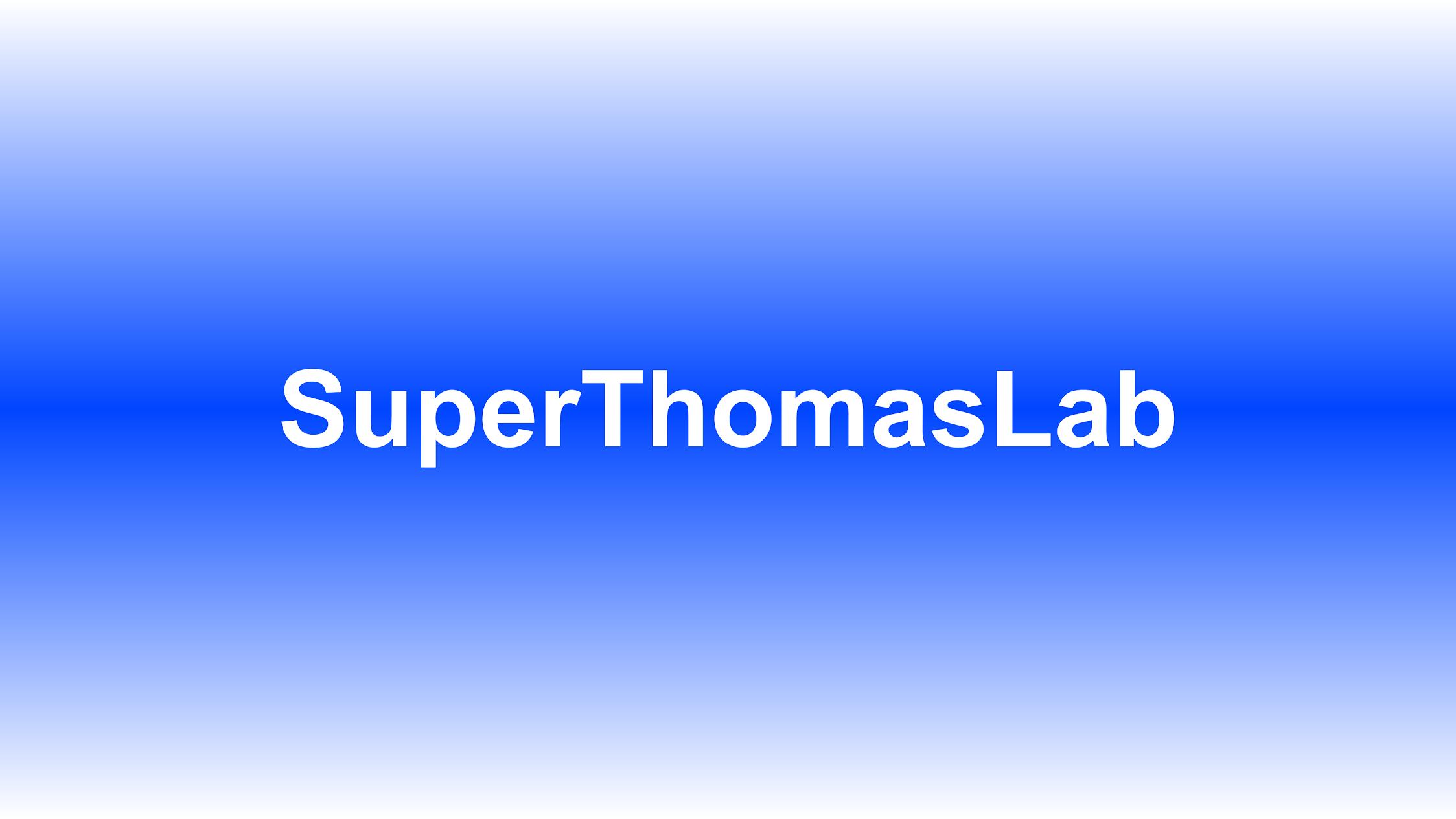 SuperThomasLab
