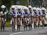 """Milan Menten ontvangt prijs voor de strijdlust: """"Normaal gezien ben ik een sprinter, maar dit is World Tour-niveau"""""""