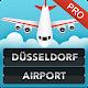 FLIGHTS Dusseldorf Airport Pro for PC Windows 10/8/7