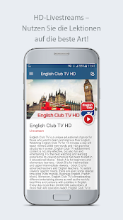 English Club TV Screenshot