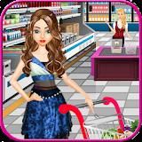 Supermarket Shopping Girl file APK Free for PC, smart TV Download