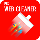 Web Cleaner Pro (Clear Web Data, RAM & Junk File )