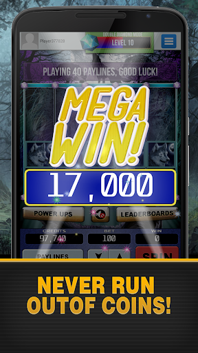 Wolf Slots | Slot Machine 4.3.0 screenshots 6