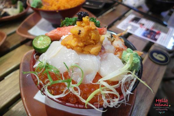 山口刺身ま丼飯專賣店#東門市場美食#新竹美食#日本料理