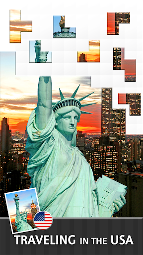 Jigsaw Journey u2013 relax, travle and share 1.3.3978 screenshots 1