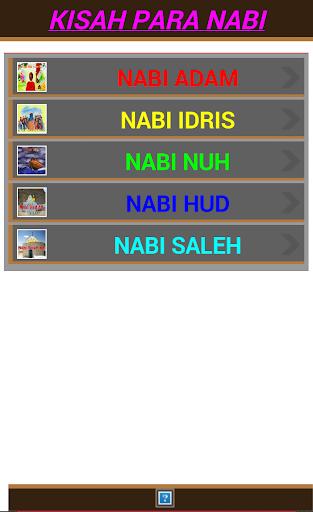 Kisah Nabi Part 1