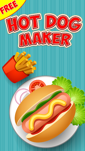 Hotdog Makeru2013Cooking Games  screenshots 1