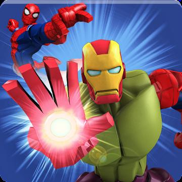 Mix+Smash: Marvel Mashers Hack Mod Apk Download for Android
