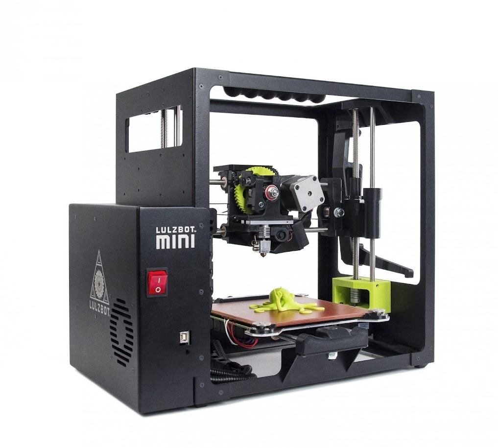 3D-принтер Lulzbot