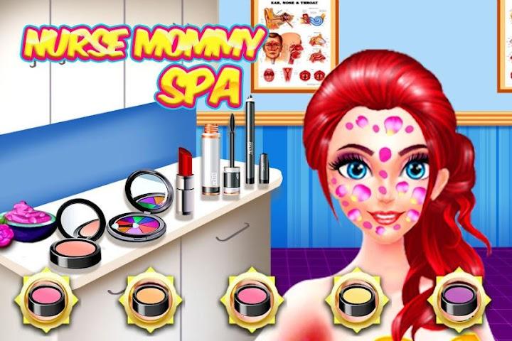 android Infirmière maman SPA - Salon Screenshot 7