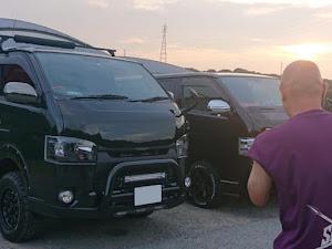 ハイエースバン  のカスタム事例画像 ねぎ☆坊主さんの2020年08月10日18:36の投稿