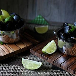 Year of the Gentleman – Spicy Chipotle Lime Mussels