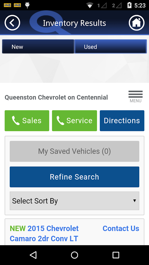 Queenston Automotive- screenshot