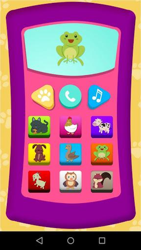 Baby phone game 1.0.1 screenshots 4