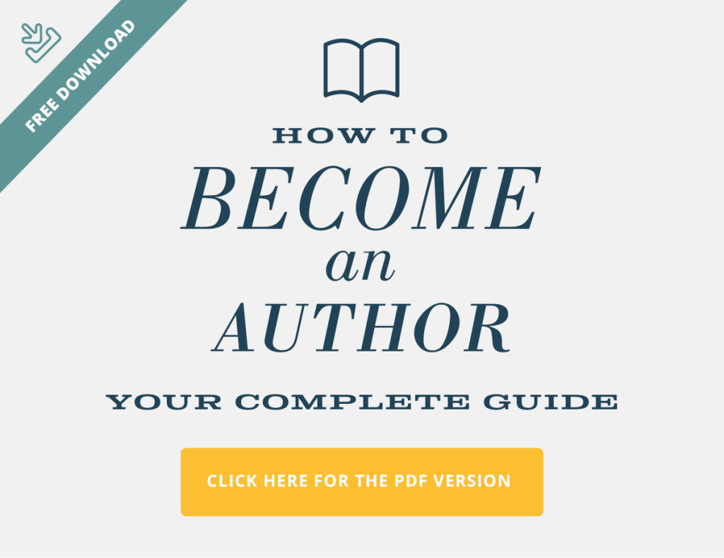 How to become an author in 2017 the ultimate guide how to become an author image4 aljukfo Image collections