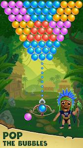 Shamans Pop - Bubble Shooter 2.5