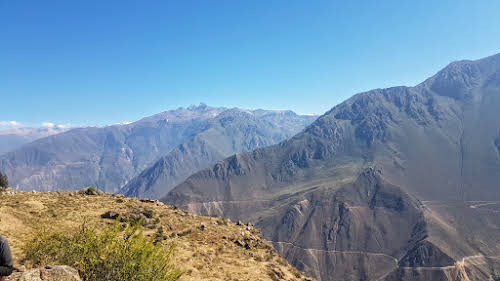 Trekking in Peru // Colca Canyon Trek