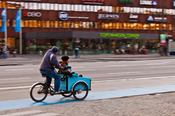 Famiglia in bici di maxrav