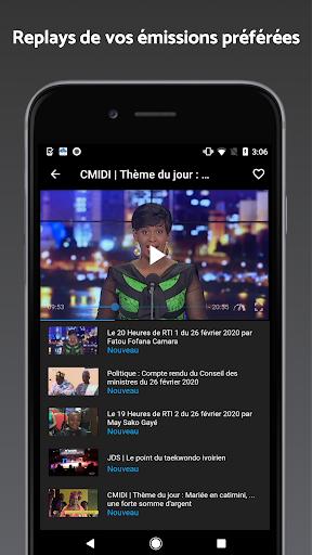 AFRITV screenshot 4