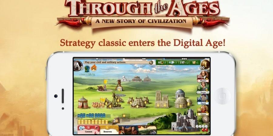 Zaigrali smo digitalnu verziju Through The Ages: A New Story of Civilization