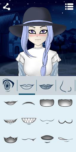 Avatar Maker: Anime screenshot 14