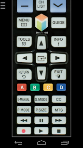 Remote for Samsung TV   Smart & WiFi Direct 1.2.8-release Mod + APK + Data UPDATED 2