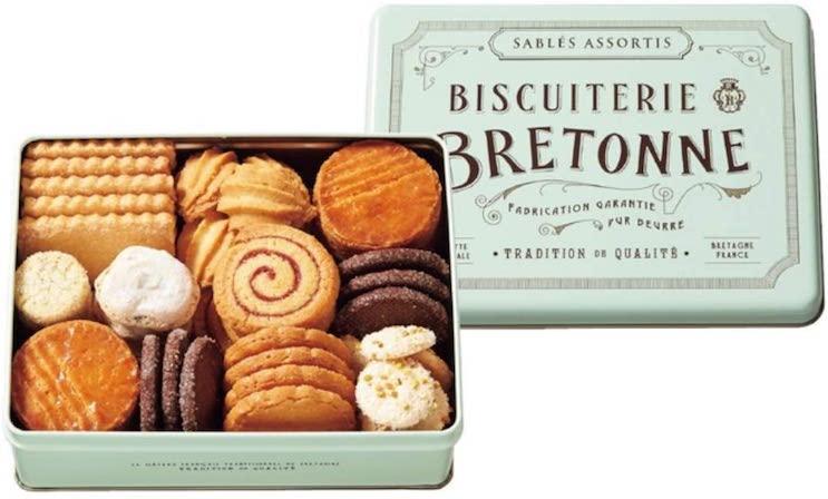 ビスキュイテリエ ブルトンヌ ブルターニュ クッキー