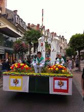 Photo: Fiestas de Tarbes, representación Huesca. Foto R. Crespo