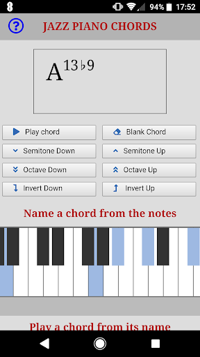 Jazz Piano Chords 이미지[1]