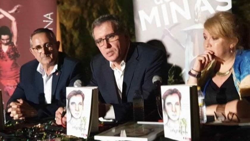 Presentación del libro en La Unión (Foto: Malbec Ediciones).