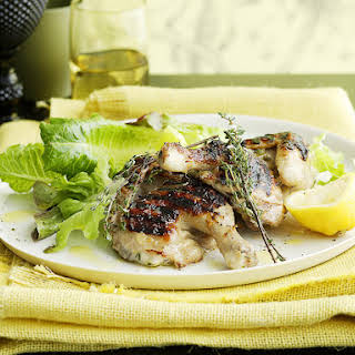 Grilled Chicken with Citrus Marinade.