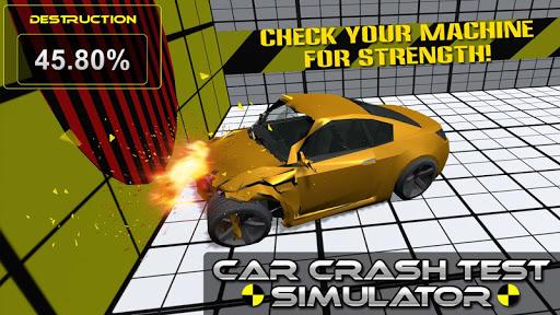 無料模拟Appの車のクラッシュテストシミュレータ|記事Game