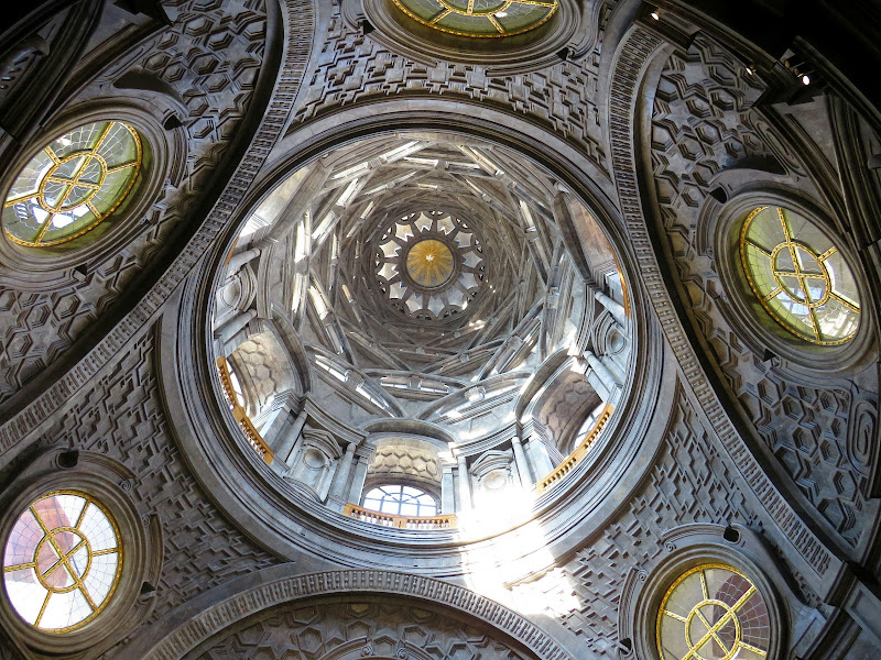 Cerchi nella cupola di Giorgio Lucca
