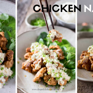 Chicken Nanban.