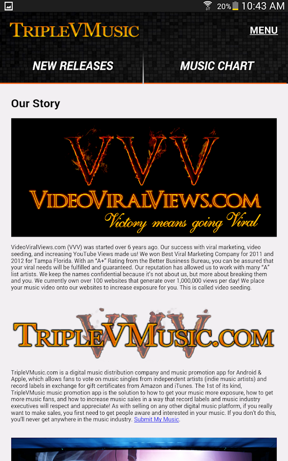 TripleVMusic - FREE Gift Cards - Android Apps on Google Play